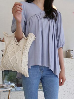 Dalby Knit Bag