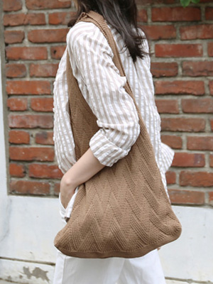 Saloon Knit Bag