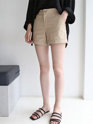Cabra Stripe Shorts
