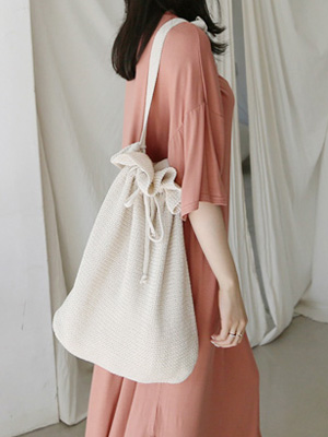 Tui Knit Shoulder Bag