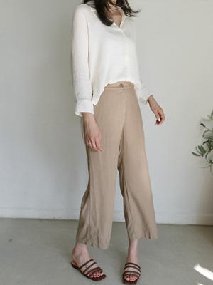 Banen Linen band Pants