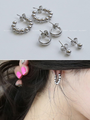 KNO Earring Set