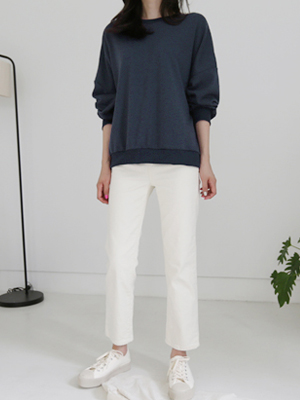 Loose Straight Pants (S, M, L)