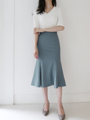 Fiore Mermaid Skirt
