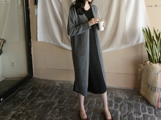 Minu Long Cardigan