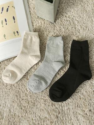 Spring Socks 2 + 1