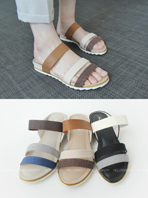 Public Slippers (2.8cm) (20% OFF)