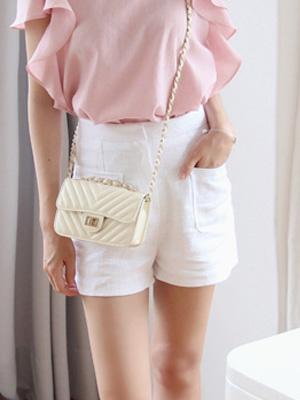 Hurst Linen Shorts