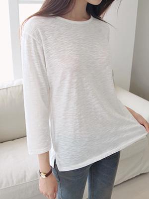 Basic Round T-shirt (20% OFF)
