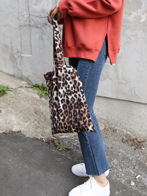 Elb Leopard Eco Bag