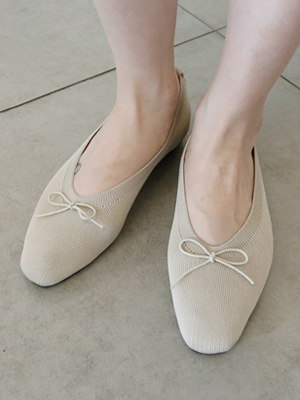 ★ Fit ★ knitting bowknot Flat (30% OFF) / 250mm