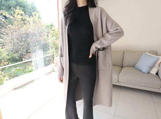 Epee Knit Coat