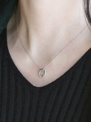 Haming Necklace (Silver 92.5%)