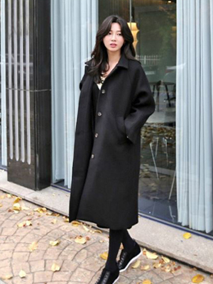 Baron Wool Coat