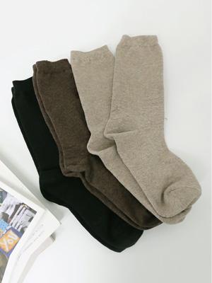 Caramel socks (3set)