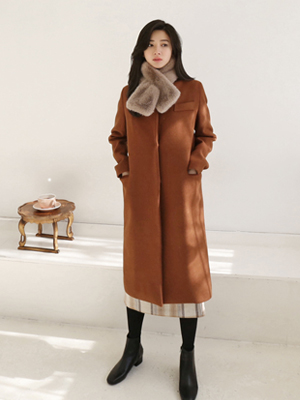 Naron Wool Coat