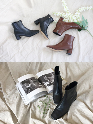 Utin Ankle Boots (5cm)