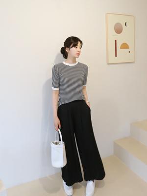 Shea Stripe Knit