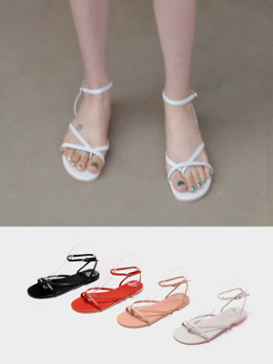 Queue Strap Sandals (1cm)