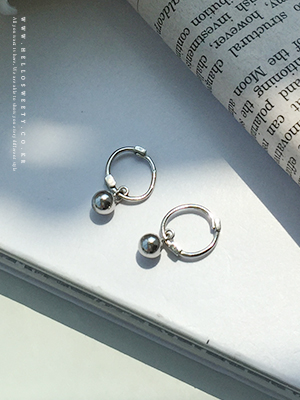 Kid Silver earring (Silver 92.5)