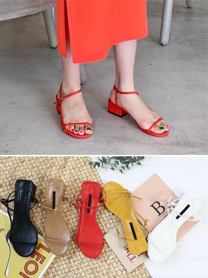 Connie Strap Sandals