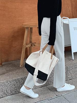 Cefna Canvas Cross Bag