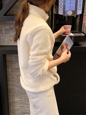 Huson Wool Fleece Jacket