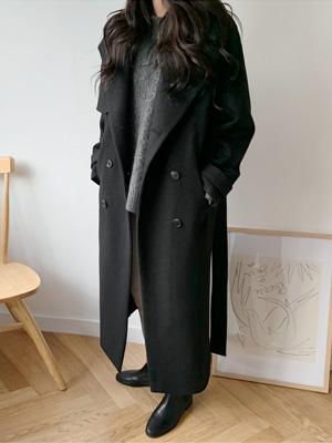 Jayden Wool Coat