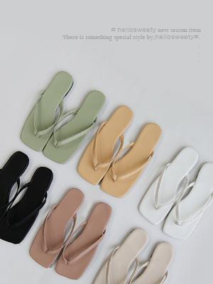 Dimine Flip Flops (1cm)